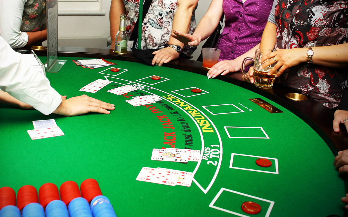 Vorteil blackjack bank