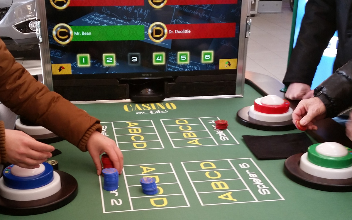 quiz show mobiles casino mieten ihr eventcasino f r. Black Bedroom Furniture Sets. Home Design Ideas