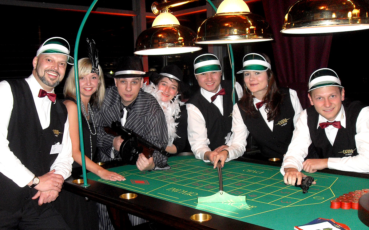 American roulette slot